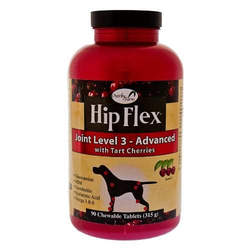 Overby Farm Hip Flex Level 3 90ct